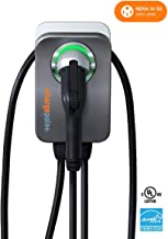 ChargePoint Home Flex Electric Vehicle (EV) Charger 16 to 50 Amp, 240V, Level 2 WiFi Enabled EVSE, UL Listed, Energy Star, NEMA 14-50 Plug, Indoor/Outdoor, 23-Foot Cable