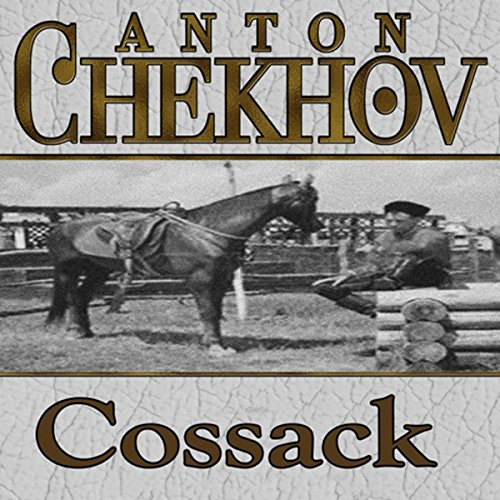 The Cossack audiobook cover art