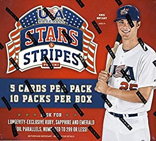 2015 panini stars and stripes