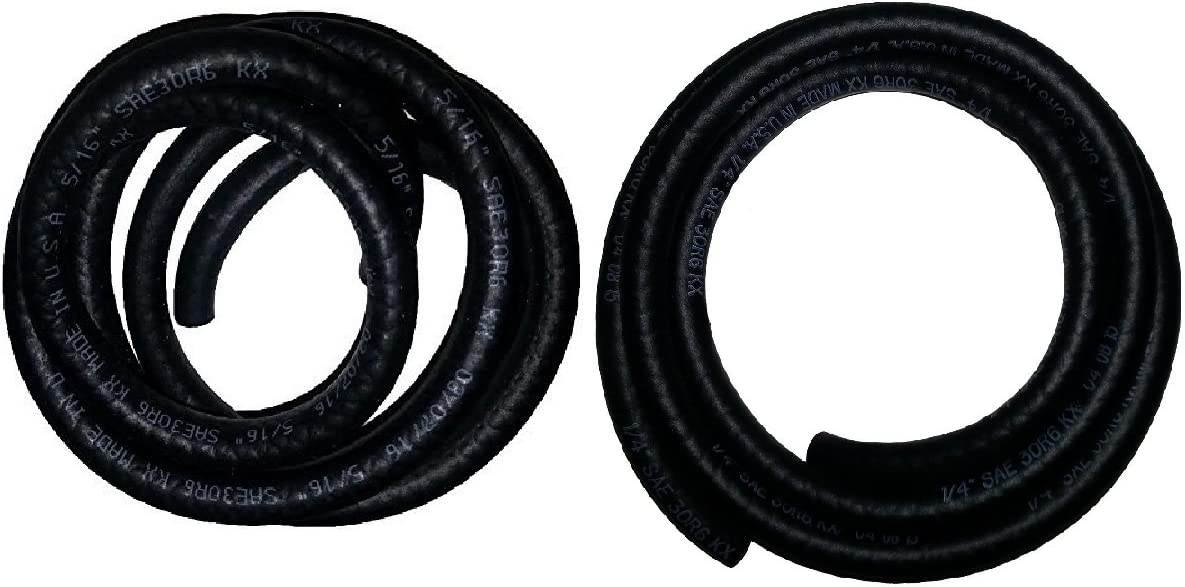 PRO 1 Fuel Line Hose Challenge the lowest price of Japan 4 Max 51% OFF Inch X and 5 16 Diameter Inside