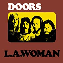 doors lp la woman