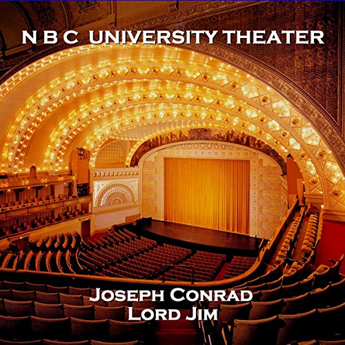 NBC University Theater: Lord Jim cover art