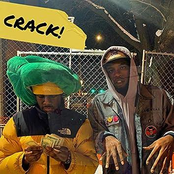 Crack! (feat. Sir Eddie C & Zado)