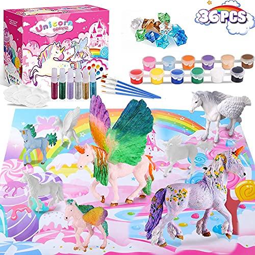 Toyze Unicornio Juguete Juegos de Manualidades Regalos para Niños