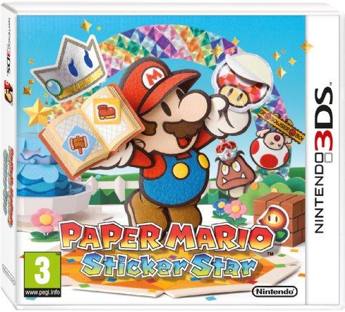 [UK-Import]Paper Mario Sticker Star Game 3DS