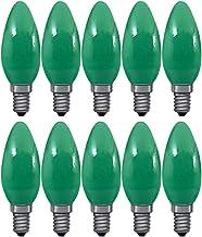 10 x Paulmann gloeilamp kaars 25W E14 gloeilamp 25 Watt dimbaar