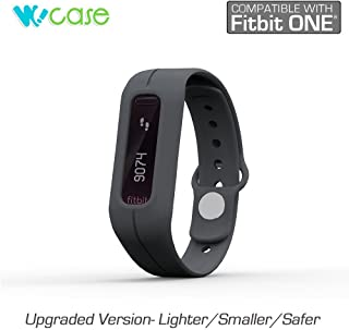 WoCase Wristband for Xiaomi MiBand Activity and Sleep Tracker Band Bracelet (One Size, Fits Most Wrist)