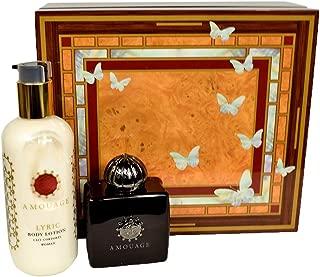 Amouage Lyric Women Eau De Perfume 100 ml+300 ml Body Lotion Set