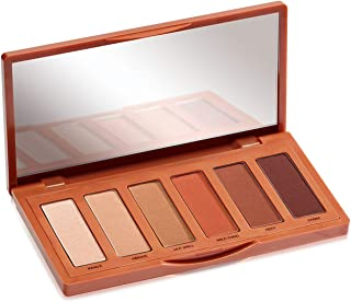 AccuColor & Shadow UD Naked Petite Heat - 100% cruelty-free