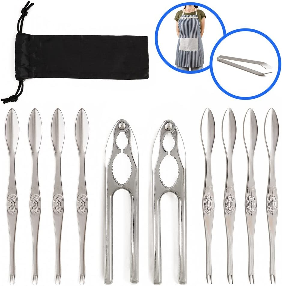 Premium Quality Seafood Set - Challenge the lowest price of Max 73% OFF Japan Stainless Tools 2 Crab Steel Lob