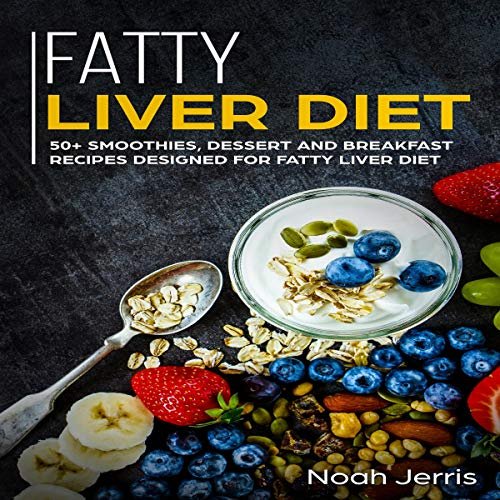Fatty Liver Diet  By  cover art