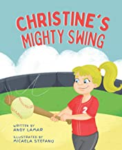 Christine's Mighty Swing: Never Underestimate a Girl Chasing Her Dream!
