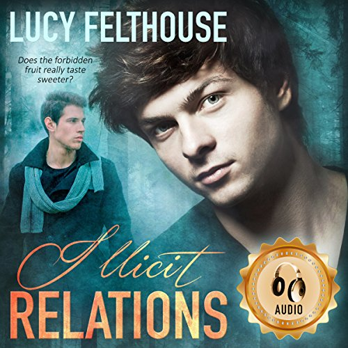 Illicit Relations audiobook cover art