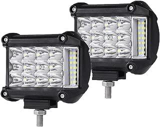 Ultra Pro Side Shooter LED Pods 2pcs 4