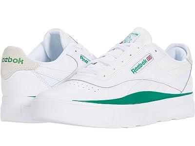 Reebok Lifestyle Legacy Court (White/Glen Green/White) Shoes