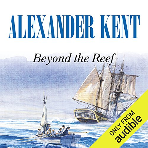 Beyond the Reef audiobook cover art