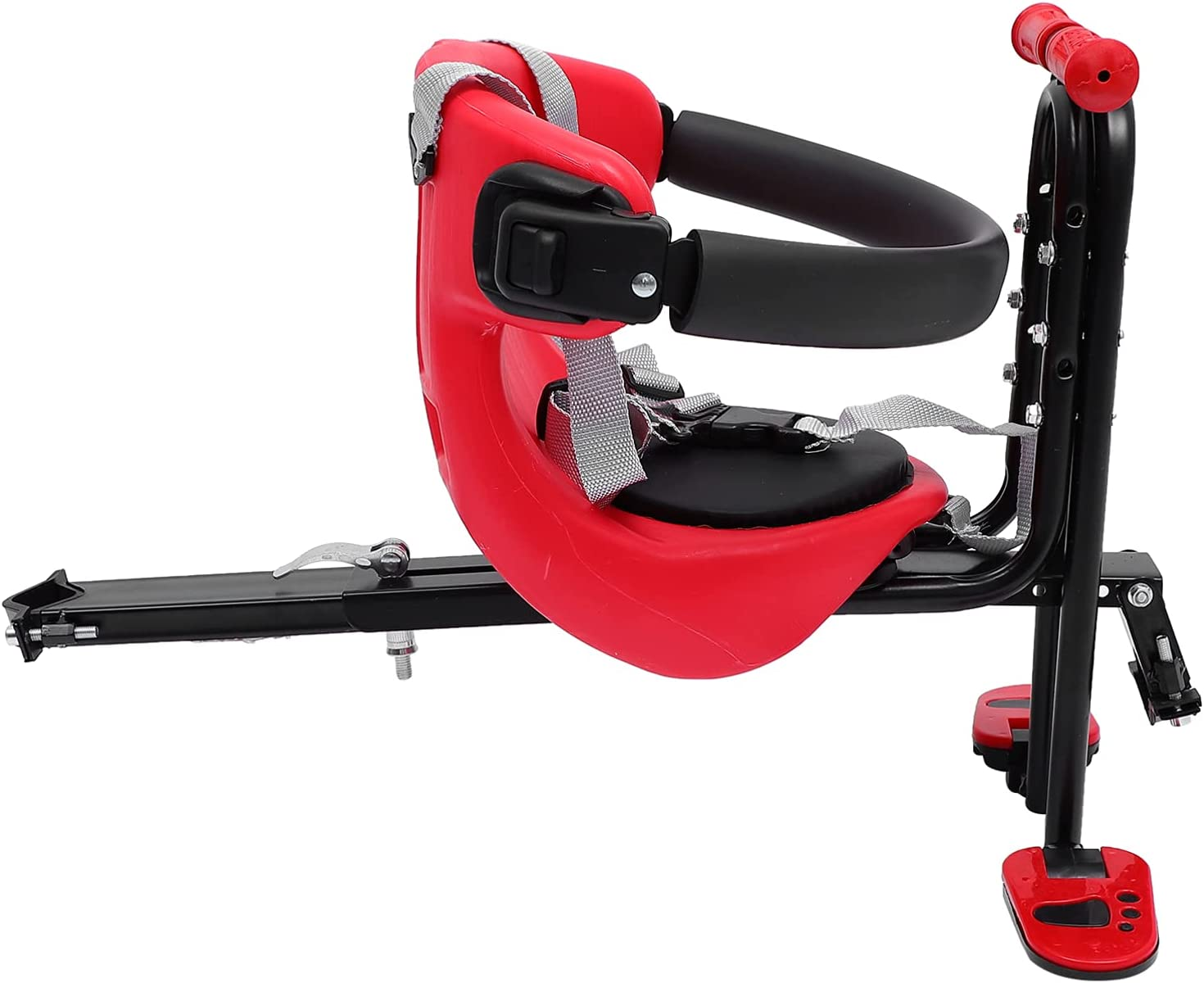BESPORTBLE 1Pc Bicycle Child Seat Bike Front Mount Baby Chair Baby Safety Seat Baby Carrier with Handle.