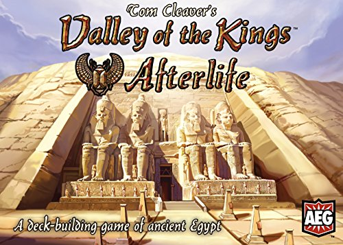Alderac Entertainment ALD05818 - Kartenspiele, Valley of The Kings, Afterlife