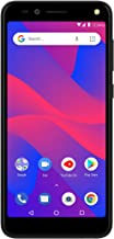 "$71 » BLU Grand M3 16GB GSM Unlocked 5.34"" Display Android 8.1 Oreo (Go Edition) Smartphone w/ 8MP Camera and Fingerprint Sensor, Black"