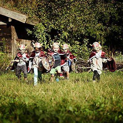 Liontouch 50005LT Viking Foam Toy Helmet For Kids Part Of A Kids Costume Line