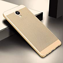 ZXSJK Ultra Slim Phone Case For Meizu M5C M6 M5S M5 Note Pro 7 Plus M3 Note Hollow Heat Dissipation Cases Hard Pc Back Cover Coque,For Meizu M5 Note