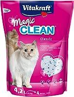 Vitakraft Magic Clean żwirek dla kotów 15525 4 tygodnie
