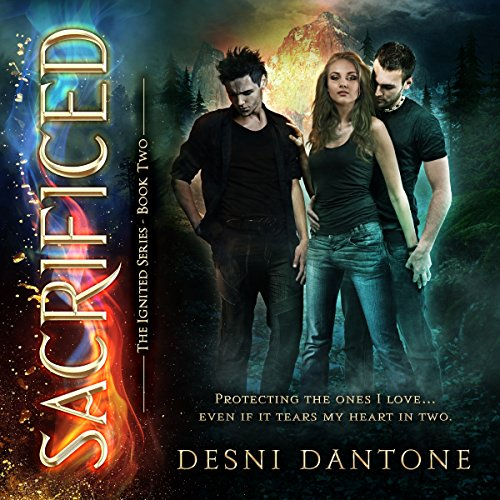 Sacrificed audiobook cover art