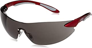 Uvex S4213 Prot/ég/é Safety Eyewear Sandstone Frame Silver Mirror Ultra-Dura Hardcoat Lens
