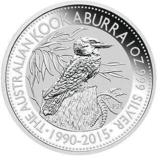 2015 kookaburra silver coin