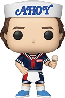 Funko Pop! Television: Stanger Things - Steve with Hat & Ice Cream