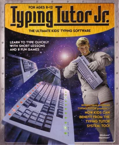 Typing 9 jr tutor How to