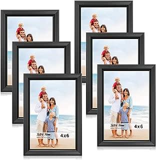 Best 4x6 black picture frames Reviews