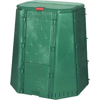 Exaco Trading Co. AQ187 Exaco Juwel AeroQuick Austrian Compost Bin, 187 Gallon, Green