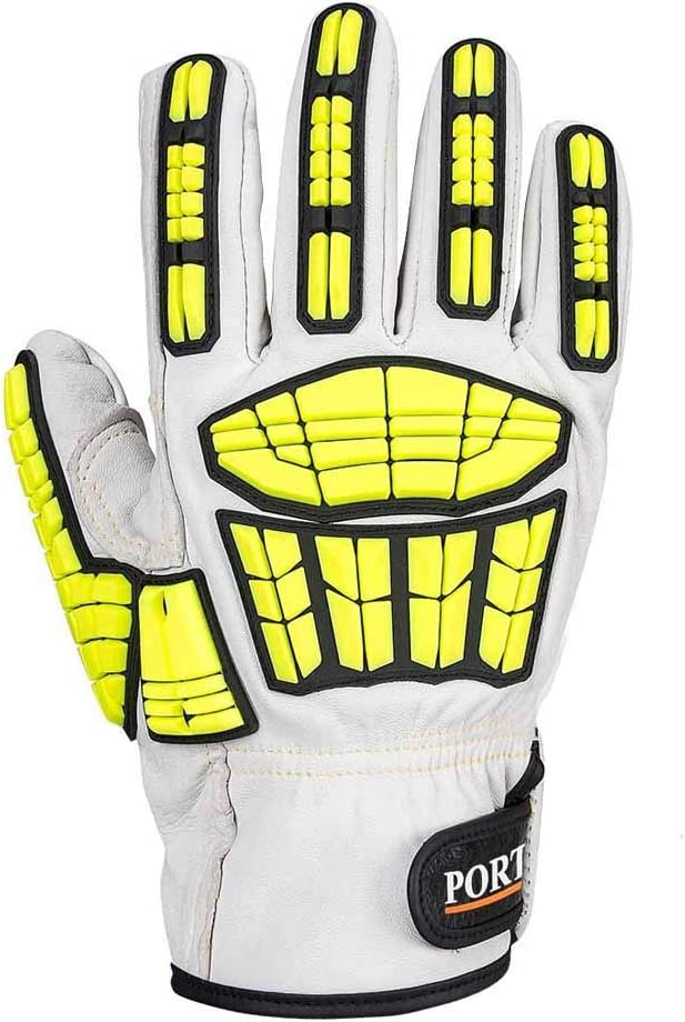 Now free shipping Portwest Big Genuine Free Shipping Bear XL Glove Grey