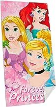con Le Principesse Rapunzel My Dreams My Way Telo Mare da Sogno Disney Princesses 70 x 140 cm Cenerentola e la Bella addormentata per Bambine