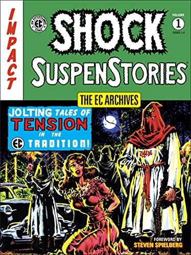 The EC Archives: Shock Suspenstories Volume 1 (The EC...