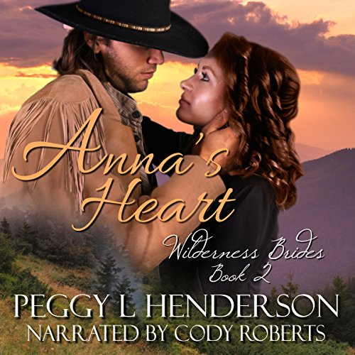 Anna's Heart audiobook cover art