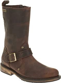 Best mens brown biker boots Reviews