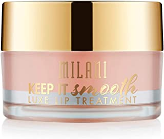 Milani Keep It Smooth Luxe Lip Treatment (0.42 Ounce) Vegan, Cruelty-Free Lip Balm - Formulated with Shea Butter & Ultra-Hydrating Oils to Moisturize & Smooth Lips