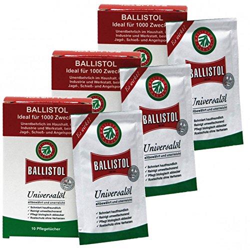 Salviette monouso - Ballistol