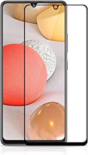 FanTing for Samsung Galaxy A42 5G Screen Protector,[9H Hardness,Full Coverage,No bubbles and fingerprint],Scratch-resistan...