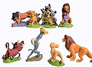 lion king figure collection