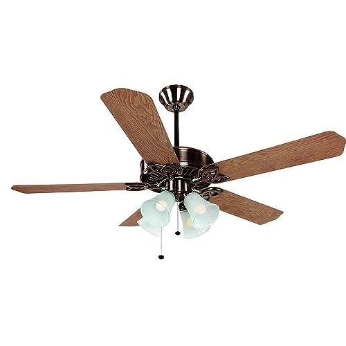 Orient Electric Subaris 1300mm Underlight Ceiling Fan (Antique Copper)