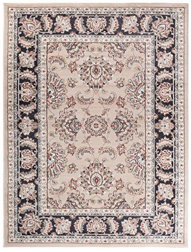Carpeto Rugs Tapis Salon Beige 60 x 100 cm Oriental/Ayla Collection