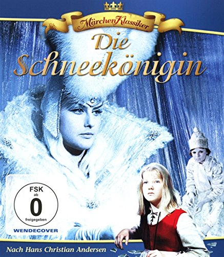 Die Schneekönigin - DEFA [Blu-ray]