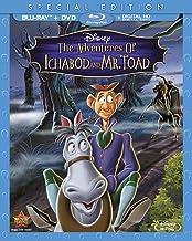 Adventures Of Ichabod & Mr Toad (2 Blu-Ray) [Edizione: Stati Uniti] [USA] [Blu-ray]