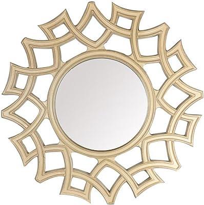 mingdao Mirrors in The Wall Decorative Mirror Wall Mirror Decor Lobby Corridor Porch Restaurant