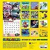Super Mario 2020 Calendar: History of a Hero #3
