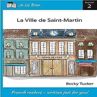 La Ville de St. Martin [The City of St. Martin] audiobook cover art