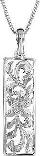 hawaiian vertical pendant